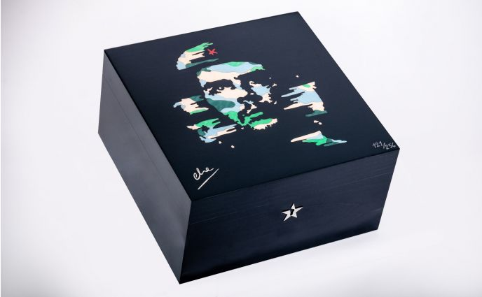 Elie Bleu - Humidor Che Camo Limited Edition 256 Pieces